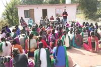 स्त्री अभियान के तहत पांगणा में लगा जागरूकता शिविर, 100 महिलाओं ने लिया भाग