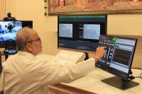 गुजरात : डॉक्टर ने 32 किमी दूर से की दुनिया की पहली 'टेलीरोबोटिक कोरोनरी' सर्जरी