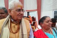 गाजीपुर में बोले सोम मोदी- मैं नरेंद्र मोदी का भाई हूं, प्रधानमंत्री का नहीं