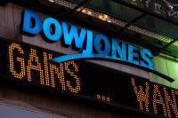अमेरिकी शेयर बाजार में भूचाल , डाउ जोंस 400 अंक गिरा