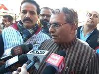 सुरेश भारद्वाज की कांग्रेस को नसीहत, सिर्फ आरोप के लिए आरोप ना लगाए विपक्ष