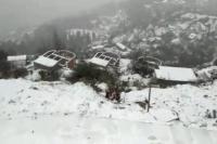 मौसम का बदला मिजाजः चारों धाम में हुई भारी बर्फबारी, केदारनाथ में बिछी बर्फ की चादर