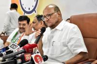 महाराष्ट्र के पूर्व मंत्री भाजपा छोड़ राकांपा में हुए शामिल