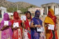 राजस्थान में 74 फीसदी मतदान, दिग्गजों की किस्मत EVM में बंद