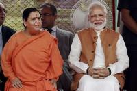 PM मोदी के सामने नहीं टिक पाएगी कांग्रेस, फिर सत्ता में लौटेगी भाजपा: उमा भारती