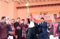 लोकसभा चुनावों से पहले जोगिंद्रनगर को करोड़ों की सौगात दे गए CM जयराम