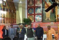 गोरखपुर में बोले राष्ट्रपति कोविंद-भारत के विकास का मतलब शिक्षा का विकास