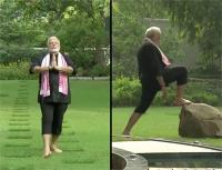 68 की उम्र में भी बिल्कुल फिट हैं पीएम नरेंद्र मोदी, रोज करते हैं ये 5 योगासन