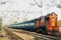 टाटा-जम्मू एक्सप्रैस के लग्गेज डिब्बे में सामान भरने से पहले चली ट्रेन