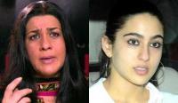 फिल्म ''केदारनाथ '' देख रो पड़ी थीं मां अमृता सिंह, बेटी सारा ने खोला राज