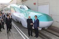 बुलेट ट्रेन: ट्रैक बनाने के लिए जापान से पहली खेप भारत पहुंची