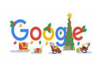 क्रिसमस के मौके पर गूगल ने बनाया शानदार Doodle