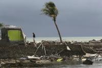 सुनामी के बाद इंडोनेशिया में ज्वालामुखी का खतरा, लोगों को सलाह-एहतियात बरते