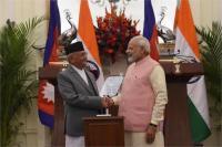 नेपाल-भारत संबंधों के लिए खास रहा वर्ष 2018
