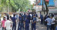 बांगलादेश में आम चुनाव के लिए सख्त पहरे में मतदान, हिंसा में 10 की मौत कई घायल
