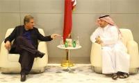 पाकिस्तानी विदेश मंत्री कुरैशी कतर की यात्रा पर
