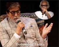 अमिताभ बच्चन ने फिल्मकार मृणाल सेन के निधन पर जताया दुख