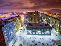 दुनिया के सबसे ठंडे शहर में 2 माह रहता अंधेरा, 9 माह जमी रहती बर्फ  (pics)
