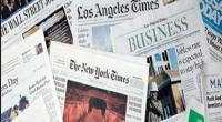 अमेरिका में बड़े समाचारपत्र कार्यालयों के सिस्टम हुए ठप्प, देर से छपे अखबार