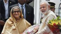 मोदी ने बांग्लादेशी PM हसीना को शानदार जीत पर दी बधाई, वायदा भी किया