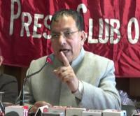 शिक्षा मंत्री सुरेश भारद्वाज ने गिनाई जयराम सरकार की एक साल की उपलब्धियां(Video)