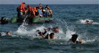 ब्रिटेन- फ्रांस प्रवासियों को इंग्लिश चैनल पार करने से रोकने के लिए सहमत