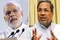कर्जमाफी वाले बयान पर भड़के सिद्धरमैया, कहा- किसान विरोधी हैं PM मोदी