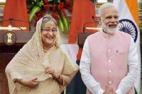 पीएम मोदी ने बांग्लादेशी प्रधानमंत्री हसीना को चुनावी जीत पर दी बधाई