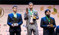 मेगनस कार्लसन की वापसी जीता विश्व ब्लिट्ज़ शतरंज का खिताब