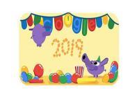 नए साल के मौके पर गूगल ने बनाया मजेदार Doodle