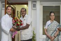 कर्नाटक: जेडीएस ने मांगीं 12 लोकसभा सीटें, चंद्रबाबू नायडू-पवार की शरण में पहुंची कांग्रेस