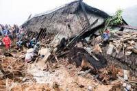 इंडोनेशिया में नववर्ष का आगमन आपदा से , भूस्खलन में 15 लोगों की मौत व दर्जनों लापता