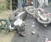 कानपुर में न्यू ईयर पार्टी बनी काल, 2 युवकों की सड़क हादसे में दर्दनाक मौत