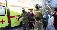 रूसः चलती मिनीबस में लगी आग  में जिंदा जलकर मर गए 3 लोग ( देखें वीडियो)