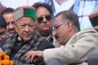 यूथ कांग्रेस प्रदेशाध्यक्ष मनीष ठाकुर की नियुक्ति कांग्रेस के लिए शर्मनाक : वीरभद्र सिंह