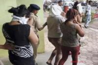 मसाज पार्लर की आड़ में शर्मनाक काम करती पकड़ी गई थाईलैंड की सात महिलाएं