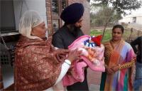 प्रभ आसरा के झूले में मिली तीन माह की बच्ची