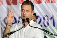 युवाओं को रोजगार देने का वादा करने के बाद 'राग जुमला' अलाप रहे हैं प्रधानमंत्री : राहुल