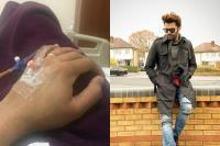 मनीष पॉल हुए चोटिल, अस्पताल से शेयर की सर्जरी की तस्वीर