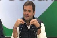 भाजपा राज में किसान संकट में, मोदी किसी की नहीं सुनते: राहुल