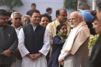 राहुल ने साधा मोदी पर निशाना, कहा