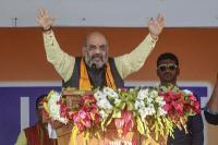 भाजपा 2019 का चुनाव विकास, रक्षा और देश के आत्मसम्मान के मुद्दे पर लड़ेगी : शाह