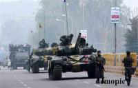 26 जनवरी की रिहर्सल के लिए दिल्ली में भारी वाहनों के प्रवेश पर लगी रोक
