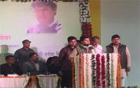 सिंधिया ने ''ग्वालियर मेले'' का शुभारंभ किया, नहीं पहुंचे नरेंद्र सिंह तोमर