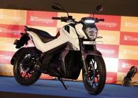 टेस्टिंग के दौरान स्पॉट हुई भारत की पहली इलेक्ट्रिक बाइक