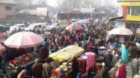 सोपोर में एक दिन की हड़ताल के बाद पटरी पर लौटी जिन्दगी