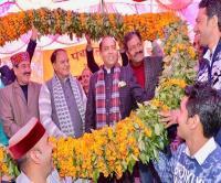 CM जयराम ठाकुर ने सराज की जनता से की मोदी के लिए बड़ी अपील