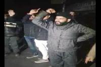 शिमला के संजौली में बत्ती गुल, गुस्साए लोग रात को उतरे सड़कों पर