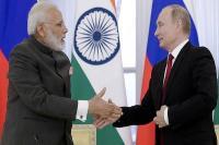 पुतिन और मोदी ने टेलीफोन पर की बातचीत , महत्वपूर्ण द्विपक्षीय मुद्दों पर की चर्चा