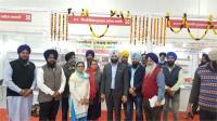 दिल्ली में शुरु हुए पुस्तक मेले में धार्मिक पुस्तकों का स्टॉल